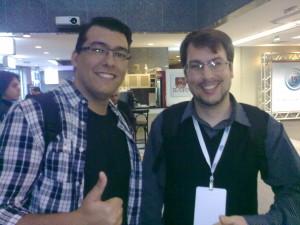 Palestra sobre HTML5 com Diego Eis