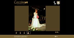 Novo site e blog da Cozzire