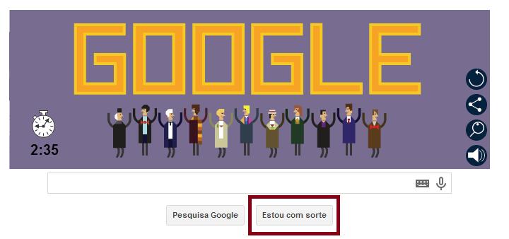 Doctor Who - Jogo do Doodle Google